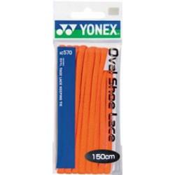 Yonex veters (shoe laces) - oranje 150cm