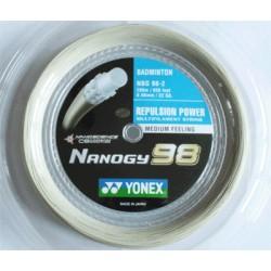 Nanogy 98 - CHESPbadmintonwebshop set 10m - badmintonsnaar
