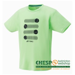 YONEX 16319 T-shirt Pastel Green - padel - tennis -