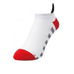Yonex sok 19119 (wit/rood/zwart) - enkel