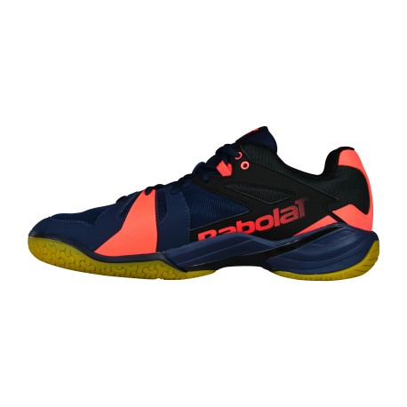 Babolat Shadow TEAM men (navy blue fluo orange)