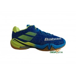Babolat Shadow Tour Men blauw - badmintonschoen