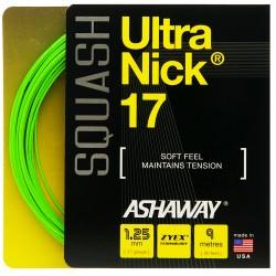 Ashaway squash set - ULTRANICK 17 OPTIC GREEN - 9m