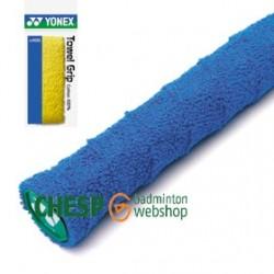 Yonex badstof grip (AC402) - rood, blauw, oranje en zwart -