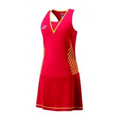 YONEX Tournament dress - 20423 - Sunset Red