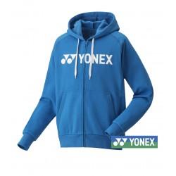 Yonex hoodie - infinite blue - YM0018