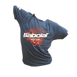 Babolat padel promoshirt - blauw -