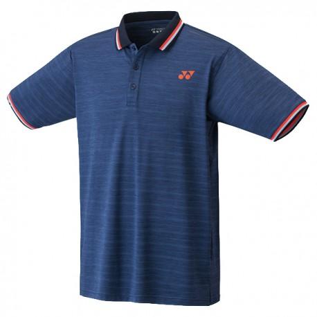 Yonex tournament style shirt - 2019 - navy of lichtblauw
