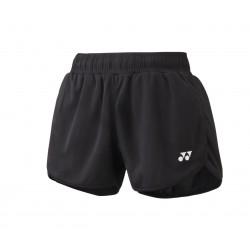 Yonex dames tennis badminton short - YW0004 - zwart