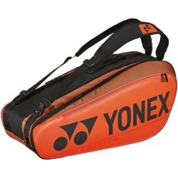 Yonex Pro racketbag - 92026 - oranje