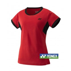 Yonex dames teamshirt - 2019-2020 - rood
