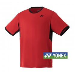 Yonex heren teamshirt - 2019-2020 - rood