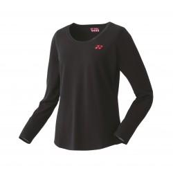 Yonex ladies special long sleeves - 16431 - zwart