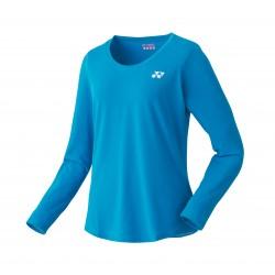 Yonex ladies special long sleeves - 16431 - blauw