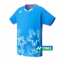 Yonex Japans Nationaal team polo - 10378 fine blue