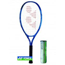 Yonex EZONE jr 25 alu - Deep blue -L0- Yonex GAME tennisballen