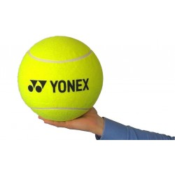 Yonex JumboXL tennisbal / padelbal - geel - ACG1012-