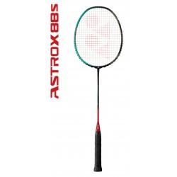 Yonex Astrox 88S badmintonracket - aanvallende voorspeler -rood/zwart/goud - G4