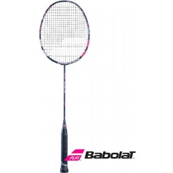 Babolat Satelite touch badmintonracket - bespannen - head light / flexibel