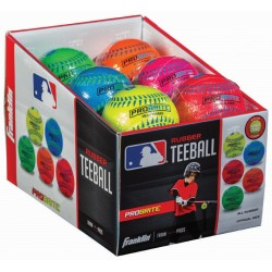 Franklin rubber probrite teeball - 23cm - official size