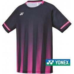 Yonex 2020 tournament shirt - 10332 - zwart/paars