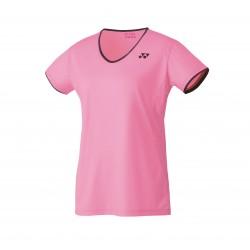 Yonex damesshirt - roze - 16443