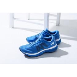 Yonex Saferun 100 hardloopschoen- blauw - met gratis sokken -