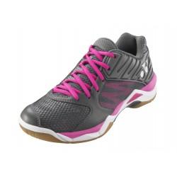 Yonex dames badmintonschoen PC Comfort Z - grijs/roze