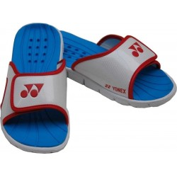 Yonex slippers - Wit/rood/blauw - Maat 39-42