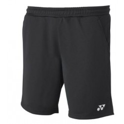 Yonex short slim fit zwart - Maat M