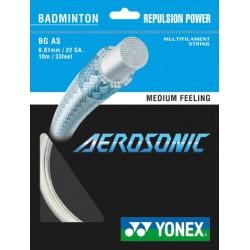 Yonex Aerosonic Yonex set 10m - badmintonsnaar - power