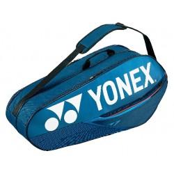 YONEX ACTIVE racketbag 42026 - zwart. rood of blauw