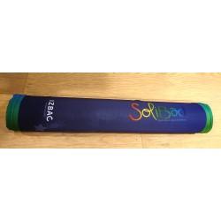 Solibad koker sleeves - regenboog, wit, blauw of zwart