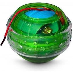 Rollerbal trainingsbal met LED voor onderarm, pols en hand
