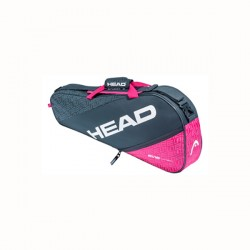 HEAD racketbag Elite 3R Pro - antraciet/roze
