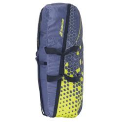 Babolat Duffle M padel racketbag - grijs/geel