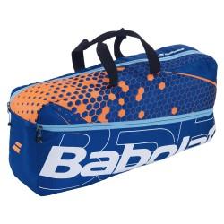 Babolat Duffle M padel racketbag - blauw/oranje