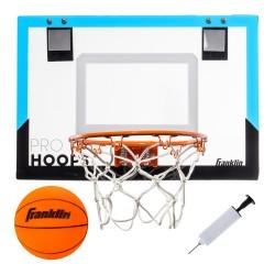 Franklin indoor basketbalset - blauw/zwart/oranje