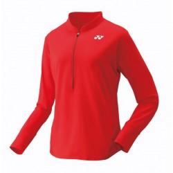 Yonex long sleeve 20458 rood