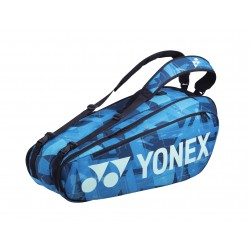 Yonex Pro racketbag - 92026 - water motief blauw
