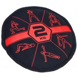 Pure2Improve Powerbag - zwart/rood - 2kg