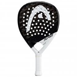 HEAD Graphene 360+ Alpha Elite padelracket - zwart/wit