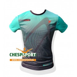 Drop Shot JMD padel Mylar t-shirt - groen