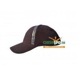 Drop Shot padel cap / pet Melange Nero - zwart