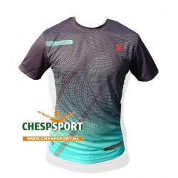 Drop Shot JMD padel Mylar t-shirt - grijs