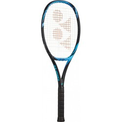 Yonex Tennisracket Ezone 100 Green Unisex Zwart Maat 0