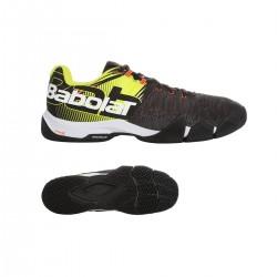 Babolat MOVEA padelschoenen heren - zwart / geel