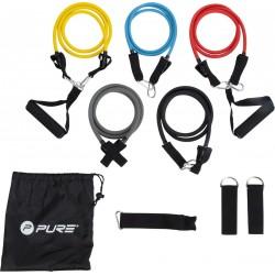 Pure2Improve power / weerstand set - 8-delig verschillende weerstand