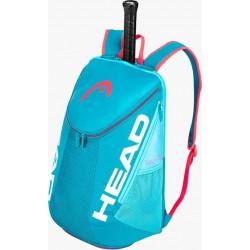 HEAD Tour TEAM - padel racketbag - blauw/pink