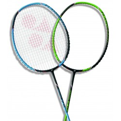 YONEX Voltric FB (Flash Boost) bespannen